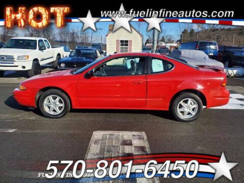2004 Oldsmobile Alero for sale at FUELIN FINE AUTO SALES INC in Saylorsburg PA