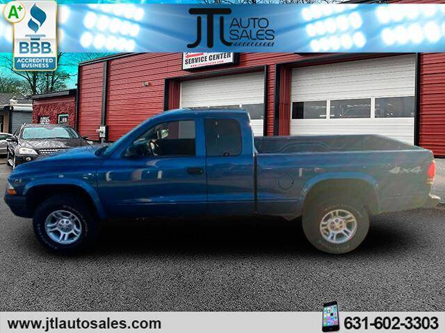 2003 Dodge Dakota for sale at JTL Auto Inc in Selden NY