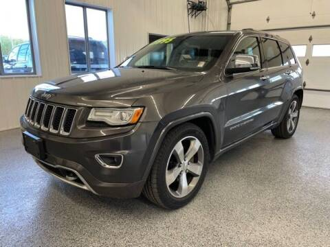 2015 Jeep Grand Cherokee for sale at Sand's Auto Sales in Cambridge MN