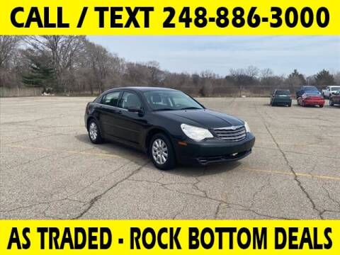 2010 Chrysler Sebring for sale at Lasco of Waterford in Waterford MI