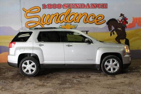 2017 GMC Terrain for sale at Sundance Chevrolet in Grand Ledge MI