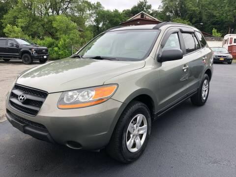 2009 Hyundai Santa Fe for sale at JB Auto Sales in Schenectady NY