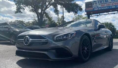 2017 Mercedes-Benz SL-Class for sale at Orlando Auto Connect in Orlando FL