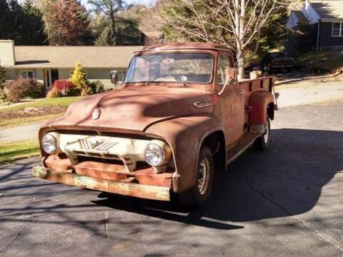 1954 Ford F-350 Super Duty for sale at Classic Car Deals in Cadillac MI