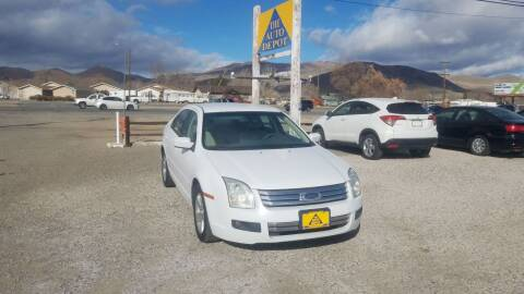 2006 Ford Fusion for sale at Auto Depot in Carson City NV