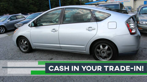 2008 Toyota Prius for sale at NORCROSS MOTORSPORTS in Norcross GA