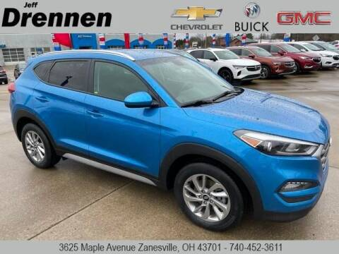 2018 Hyundai Tucson for sale at Jeff Drennen GM Superstore in Zanesville OH