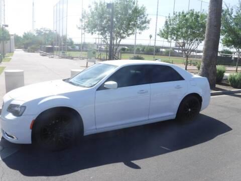 2016 Chrysler 300 for sale at J & E Auto Sales in Phoenix AZ