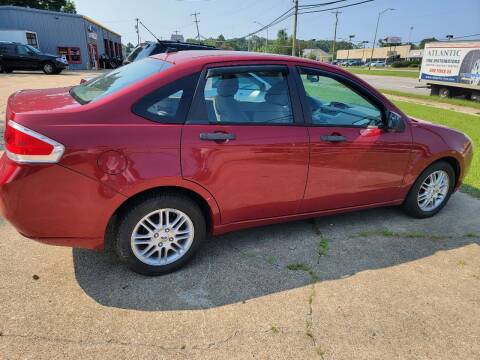 2009 Ford Focus for sale at Autoxport in Newport News VA