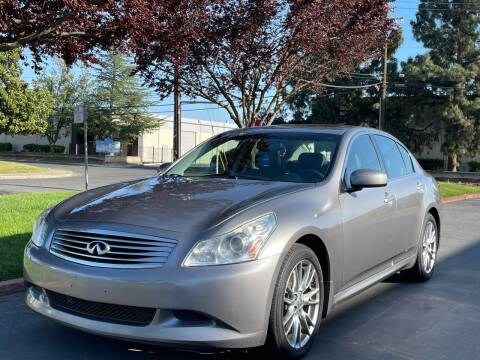 2008 Infiniti G35 for sale at AutoAffari LLC in Sacramento CA
