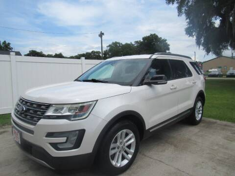 2016 Ford Explorer for sale at D & R Auto Brokers in Ridgeland SC