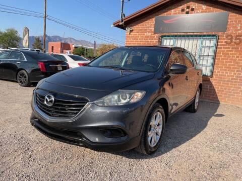 2013 Mazda CX-9 for sale at Auto Click in Tucson AZ