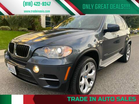 2011 BMW X5 for sale at Trade In Auto Sales in Van Nuys CA