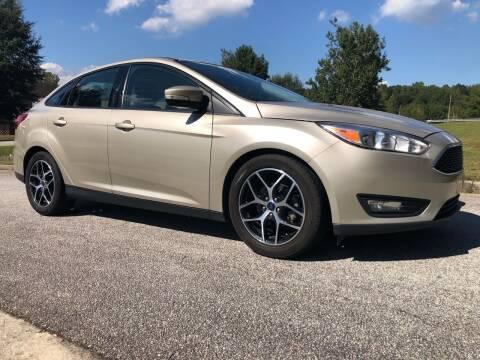 2018 Ford Focus for sale at Chris Motors in Decatur GA
