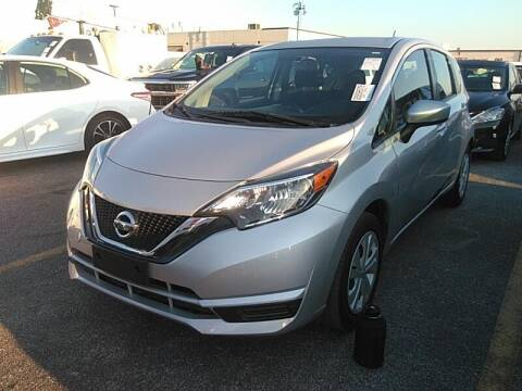 2017 Nissan Versa Note for sale at Discount Auto Mart LLC in Houston TX