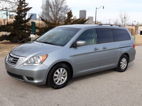 2009 Honda Odyssey for sale at Red Rock Auto LLC in Oklahoma City OK
