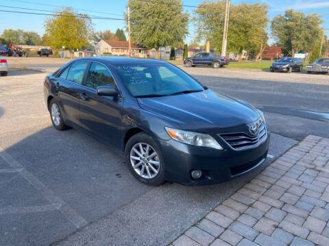 2010 Toyota Camry for sale at US5 Auto Sales in Shippensburg PA