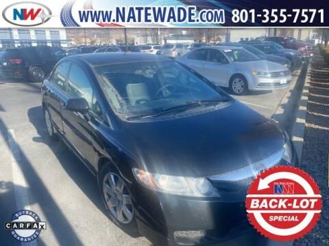 2009 Honda Civic for sale at NATE WADE SUBARU in Salt Lake City UT