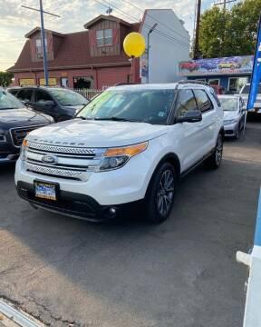 2015 Ford Explorer for sale at 2955 FIRESTONE BLVD - 3271 E. Firestone Blvd Lot in South Gate CA