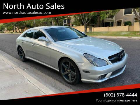 2006 Mercedes-Benz CLS for sale at North Auto Sales in Phoenix AZ