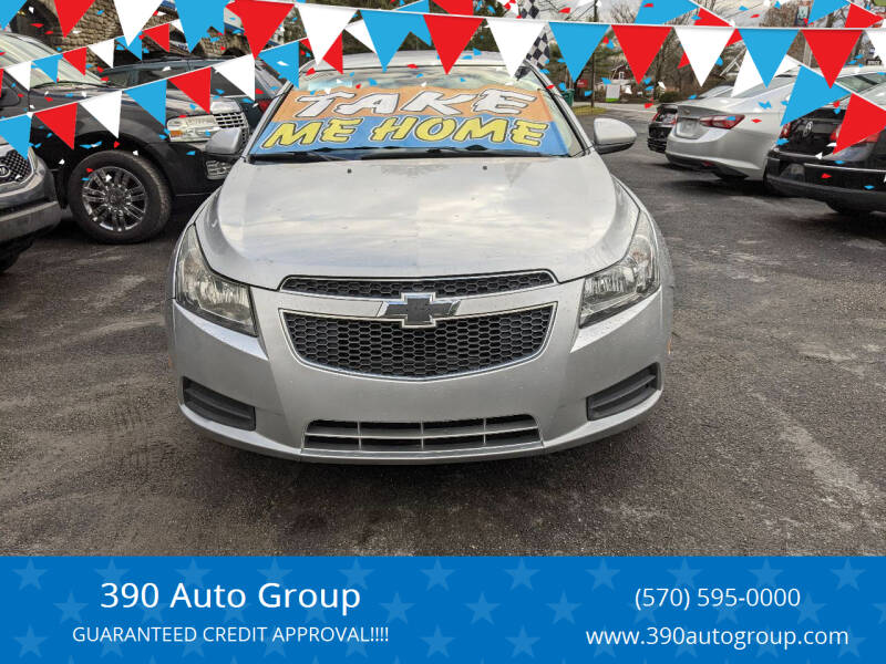 2014 Chevrolet Cruze for sale at 390 Auto Group in Cresco PA