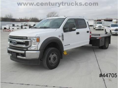2020 Ford F-550 Super Duty for sale at CENTURY TRUCKS & VANS in Grand Prairie TX