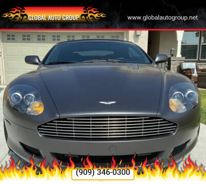 2007 Aston Martin DB9 for sale at Global Auto Group in Fontana CA