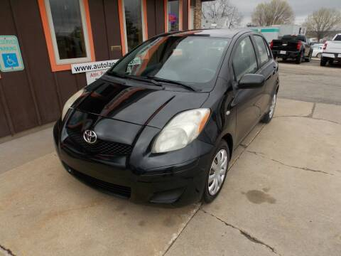 2010 Toyota Yaris for sale at Autoland in Cedar Rapids IA