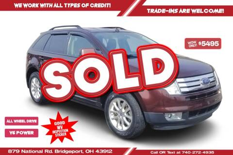 2010 Ford Edge for sale at Steel River Auto in Bridgeport OH