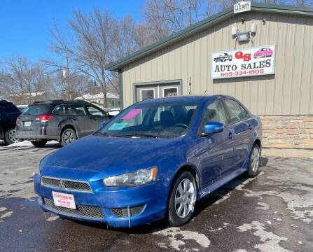2015 Mitsubishi Lancer for sale at QS Auto Sales in Sioux Falls SD