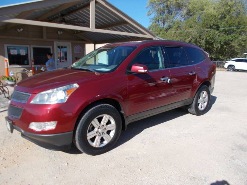 2010 Chevrolet Traverse for sale at DISCOUNT AUTOS in Cibolo TX