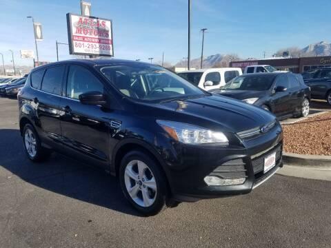 2014 Ford Escape for sale at ATLAS MOTORS INC in Salt Lake City UT