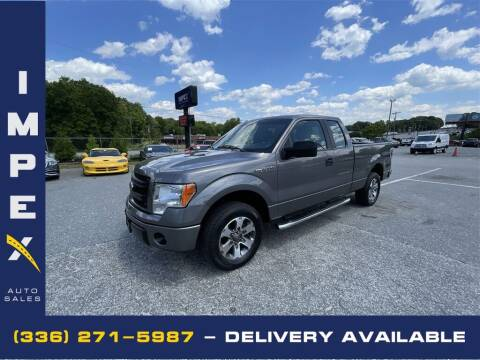2014 Ford F-150 for sale at Impex Auto Sales in Greensboro NC