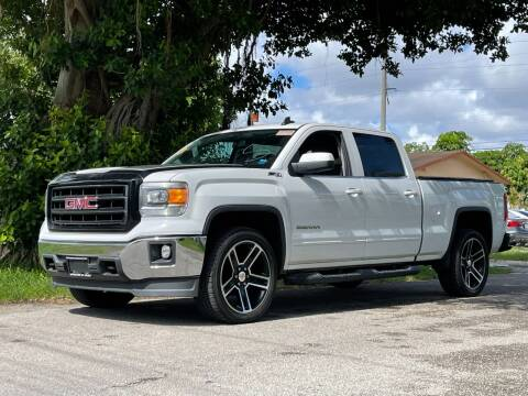 2015 GMC Sierra 1500 for sale at Auto Direct of South Broward in Miramar FL
