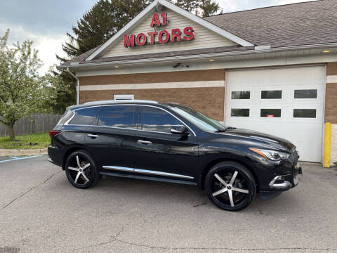 2018 Infiniti QX60 for sale at A 1 Motors in Monroe MI