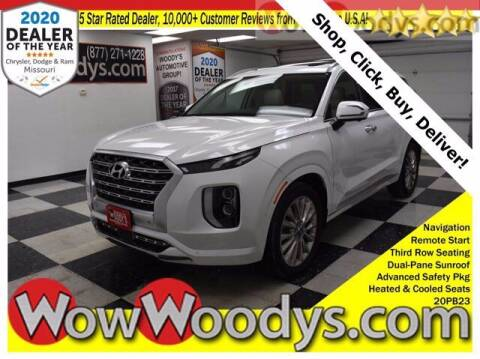 2020 Hyundai Palisade for sale at WOODY'S AUTOMOTIVE GROUP in Chillicothe MO