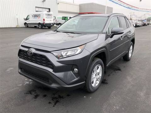 2021 Toyota RAV4 for sale at White's Honda Toyota of Lima in Lima OH
