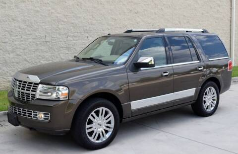 2008 Lincoln Navigator for sale at Raleigh Auto Inc. in Raleigh NC