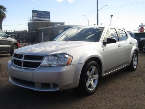 2010 Dodge Avenger for sale at More Info Skyline Auto Sales in Phoenix AZ