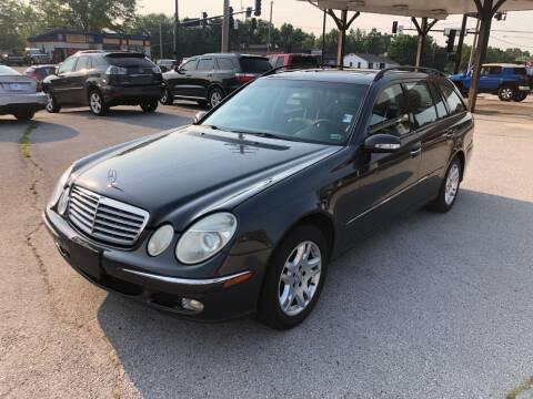 2004 Mercedes-Benz E-Class for sale at Auto Target in O'Fallon MO