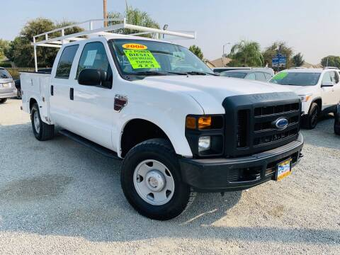 2008 Ford F-250 Super Duty for sale at La Playita Auto Sales Tulare in Tulare CA