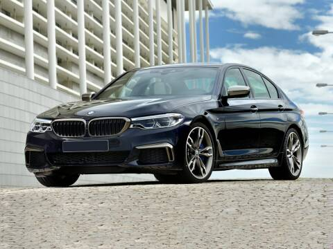 2018 BMW 5 Series for sale at Mercedes-Benz of North Olmsted in North Olmstead OH