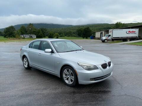 2009 BMW 5 Series for sale at Tennessee Valley Wholesale Autos LLC in Huntsville AL