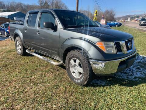 2008 Nissan Frontier for sale at ABINGDON AUTOMART LLC in Abingdon VA