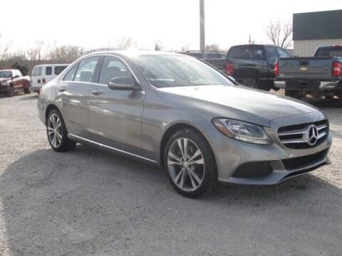 2015 Mercedes-Benz C-Class for sale at Frieling Auto Sales in Manhattan KS
