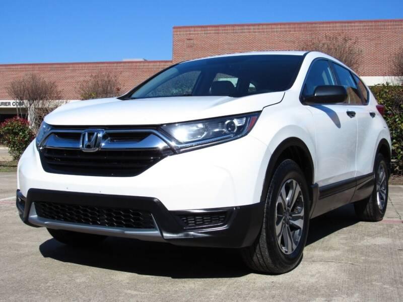 2019 Honda CR-V for sale at Italy Auto Sales in Dallas TX
