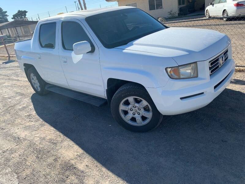 2007 Honda Ridgeline for sale at CASH OR PAYMENTS AUTO SALES in Las Vegas NV