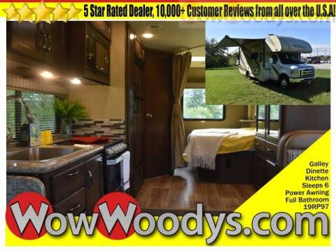 2018 Ford E-Series Chassis for sale at WOODY'S AUTOMOTIVE GROUP in Chillicothe MO