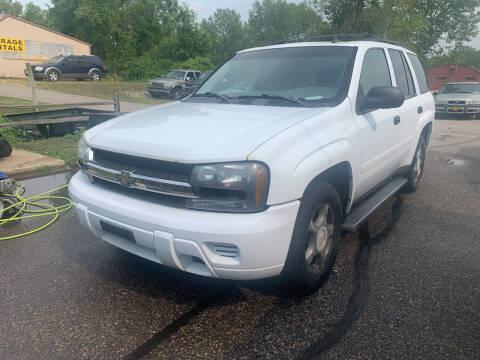 2007 Chevrolet TrailBlazer for sale at 51 Auto Sales Ltd in Portage WI