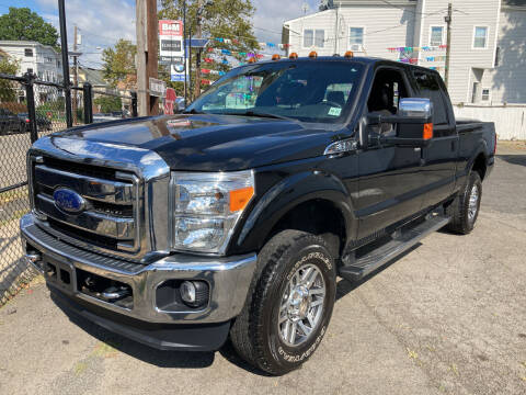 2016 Ford F-250 Super Duty for sale at B & M Auto Sales INC in Elizabeth NJ